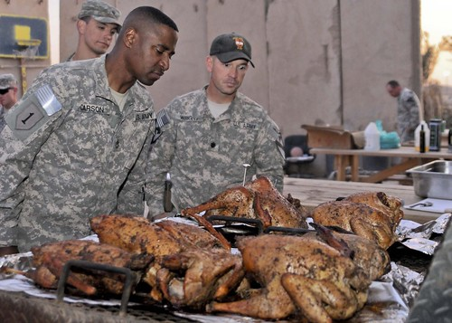 Smoked turkey | by United States Forces - Iraq (Inactive)