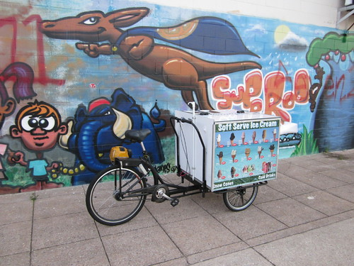 ice-cream bike in NT | by davidfntau