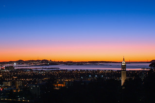 Berkeley Night | by Joe Parks