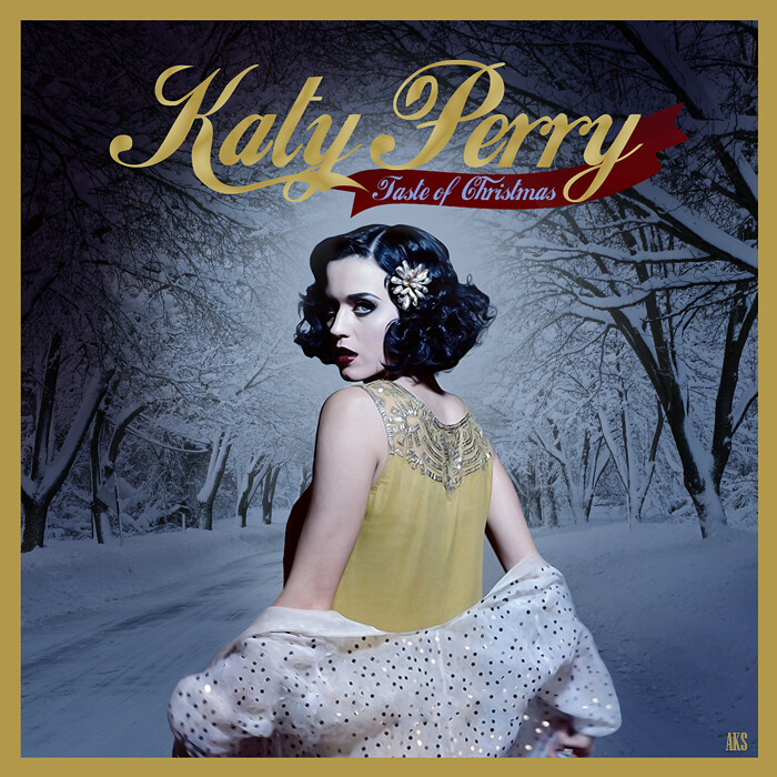 Katy Perry [Taste of Christmas] | So, I have posted this cov… | Flickr