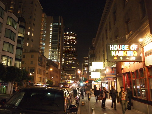 Chinatown SF - House of Nanking and Montgomery at Night | by keaneiscool