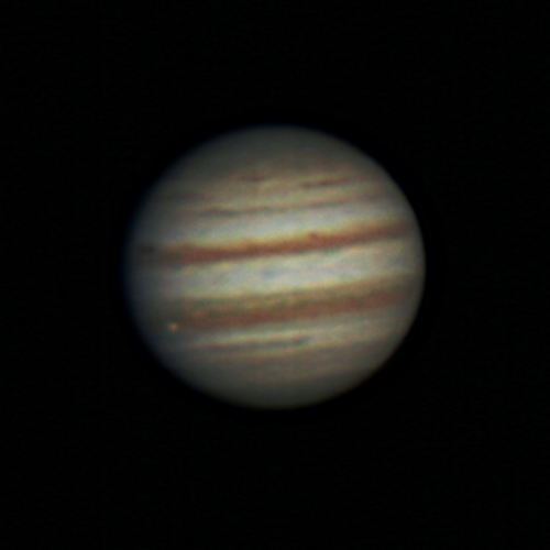 Jupiter 2011-12-13 with Canon T2i v1 | by Stephen J McIntyre