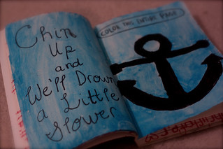 So Chin Up, And We'll Drown a Little Slower. | by br0kenbird