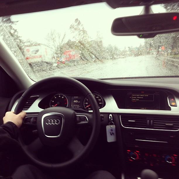 Rainy Audi Kind Of Day I Am Audi Flickr - Day audi