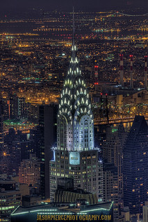 The Chrysler Building, NYC - Explored! :D 1/12/2012 | by Jason Pierce Photography