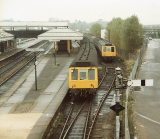 Aylesbury 28 October 1984 | by Southern Reg
