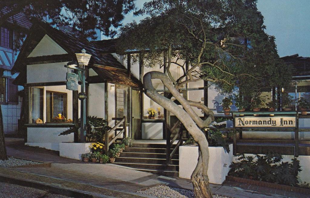 Normandy Inn - Carmel, California