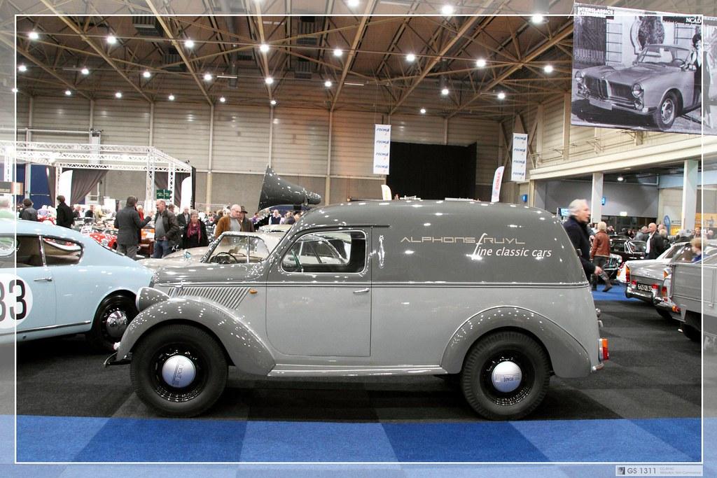 1939 - 1953 Lancia Ardea Furgoncino (04) | The Lancia Ardea … | Flickr
