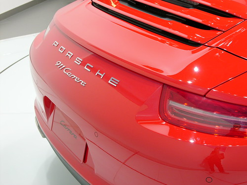 New Porsche 911 Cabriolet | by faasdant