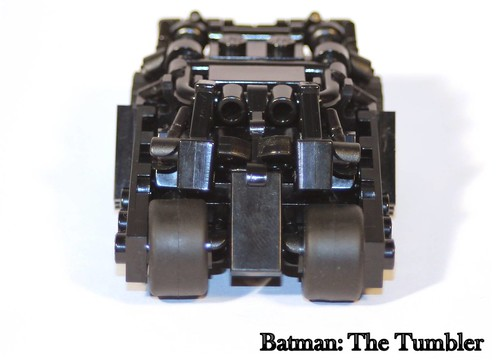LEGO Micro Tumbler 2 | by George G -