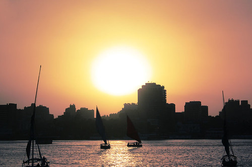 النيل !! The river Nile | by Aly-Fahmy