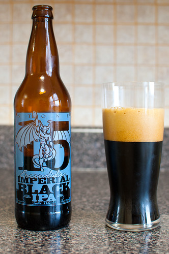 Stone Imperial Black IPA | by break.things