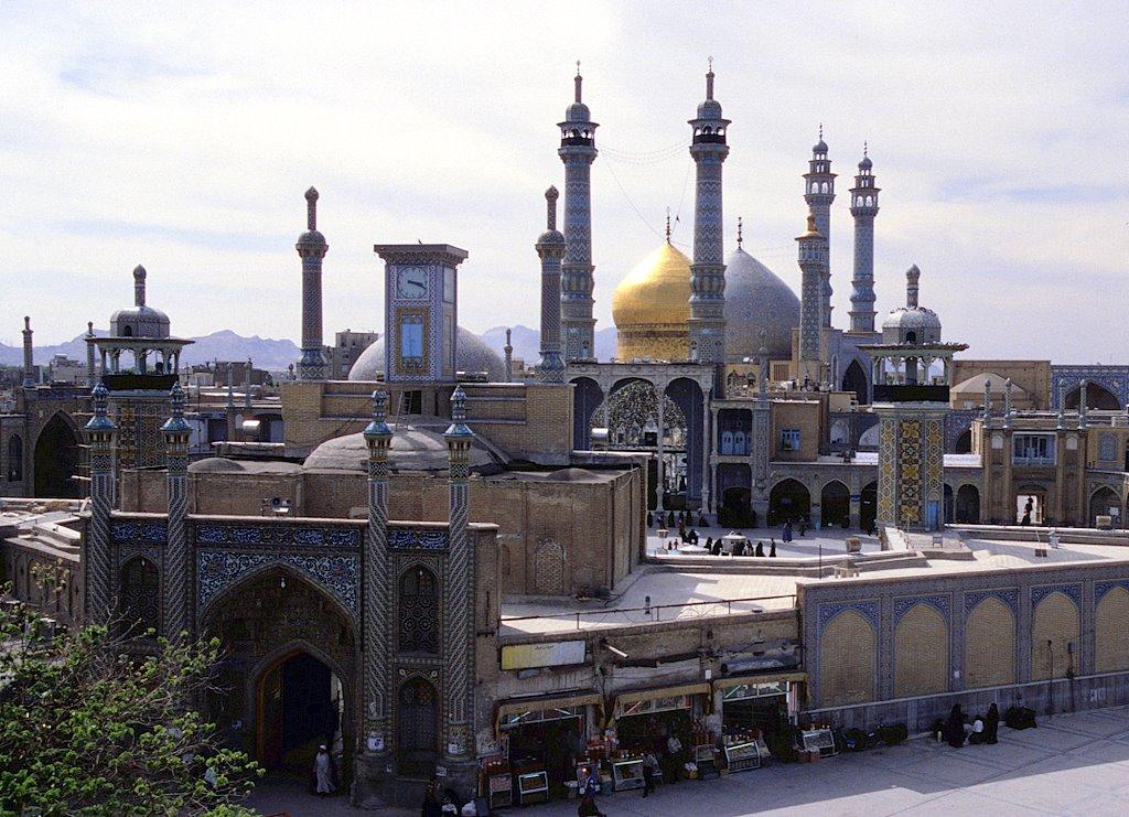 Holy city of Qom Iran Hazrat e masumeh