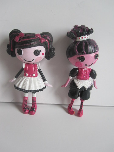 Old -v- New | by Still Plays With Dolls