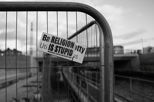 religion is stupid | by Paul Steptoe Riley