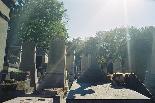 Père Lachaise | by trepetnosinee