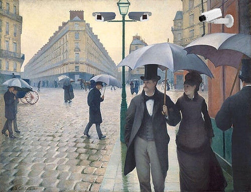 Grand Frère à Paris, after Caillebotte | by Mike Licht, NotionsCapital.com
