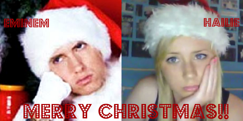 Eminem And Hailie
