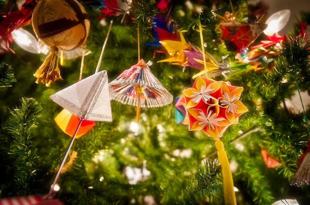 Ornaments from the Japan Christmas Tree | gracetrivino.com/2… | Flickr