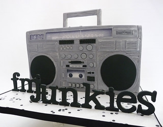 fm junkies cake | by Tuff Cookie cakes by Sylvia