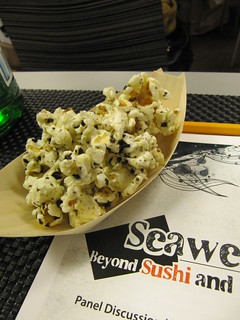seaweed popcorn | by World to Table