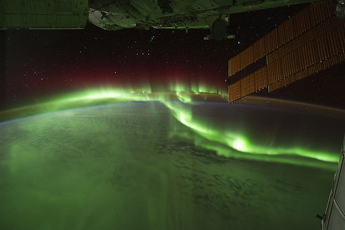 Southern Lights | by NASA Earth Observatory