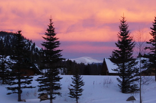 Beautiful Sunset in Breck | by Andilynn1