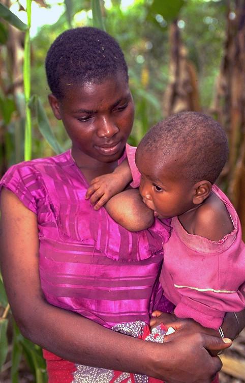 Breast feeding flickr photo