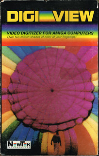Digi View - NewTek - 1986 | by jeffliebig