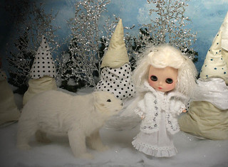 *snow angel* | by gemini angel's art and dolls