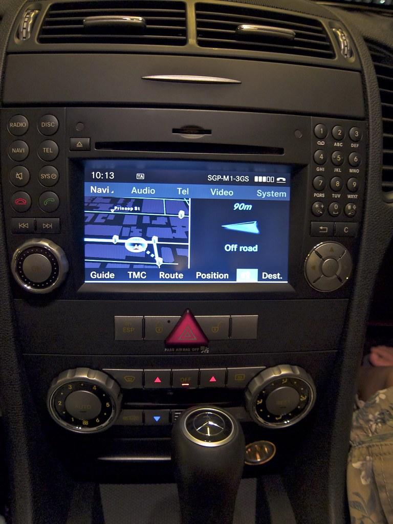 ... R171 SLK Comand APS NTG2.5 Retrofit - Navigation | by Comand Expert