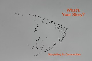 Storytelling for Communities | by bgblogging