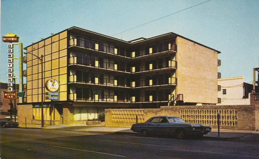Downtowner Motor Inn - Tulsa, Oklahoma