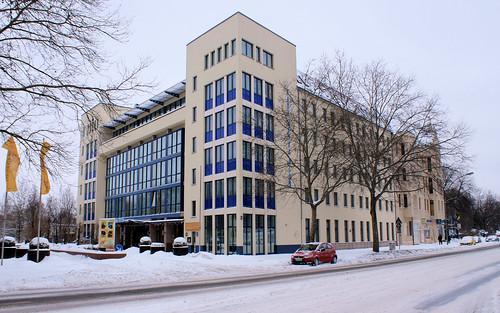 Hotel H Berlin Parkplatze