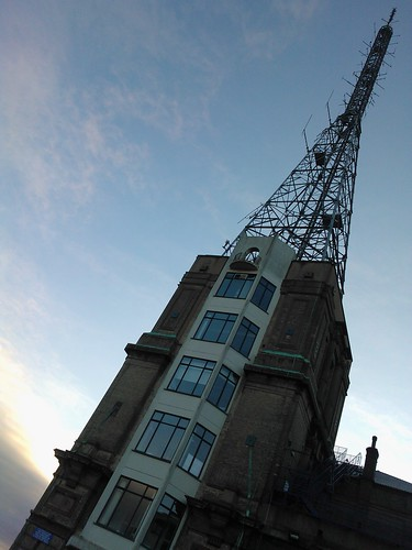 Ally Pally  BBC studio | by Stuart Aldridge