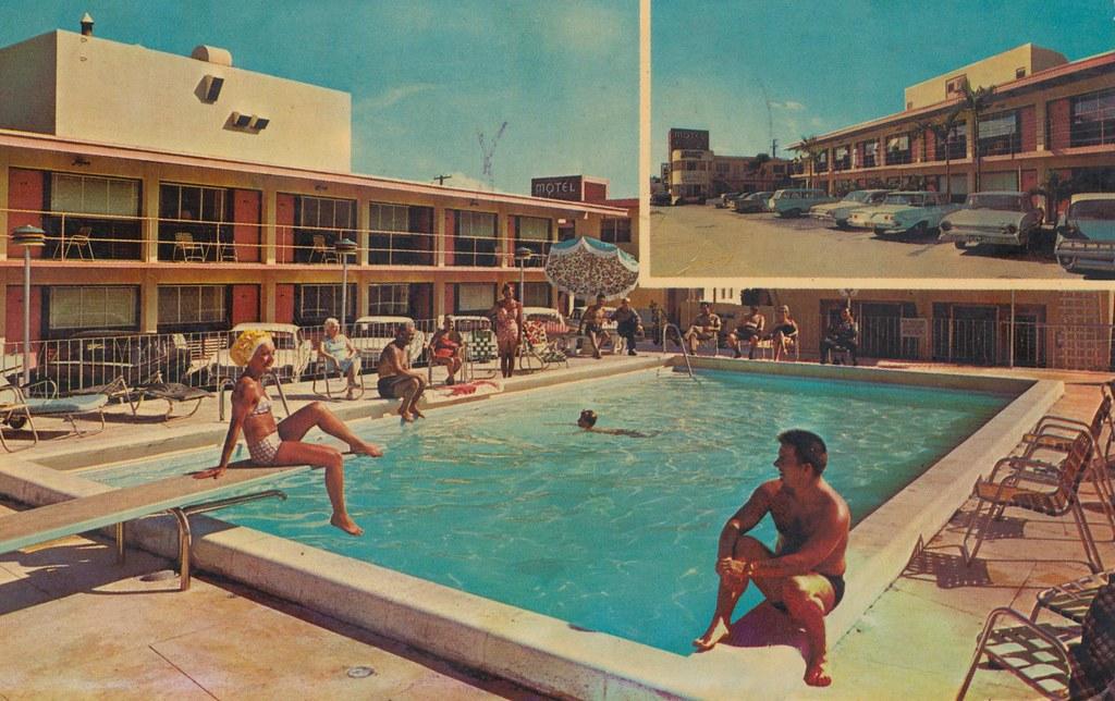 Motel New Yorker - Miami, Florida