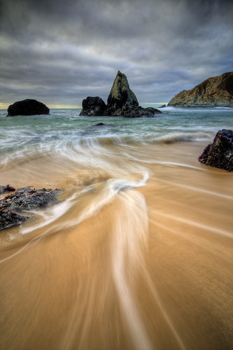 And yet another from Gray Whale Cove | by Konvolinka Photography