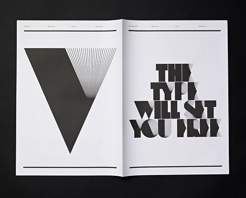 Typographic Revolt (HFT Edition #1) | by www.HypeForType.com