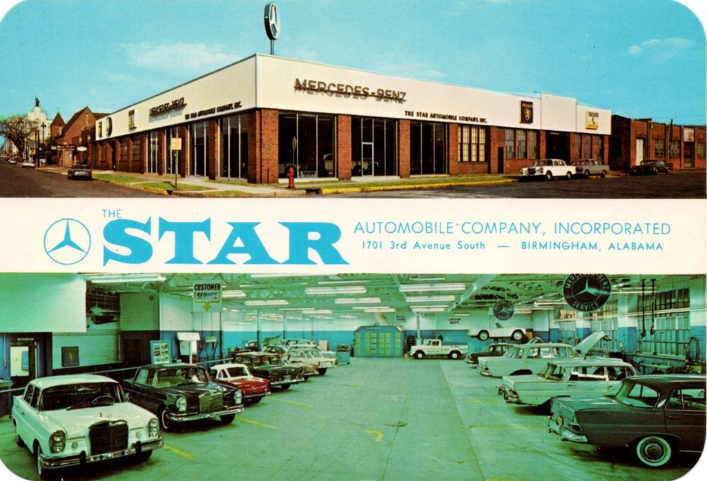 ... Star Automobile Co., Mercedes Benz, Birmingham, AL | By Aldenjewell