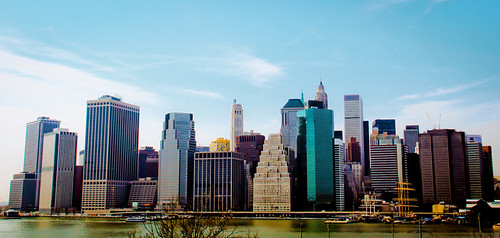 Manhattan Skyline | by ezequielrb
