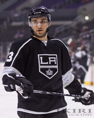 Alec Martinez | by Ikiri Photography