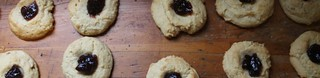 Peanut butter and jelly cookies recipe | by Célèste of Fashion is Evolution