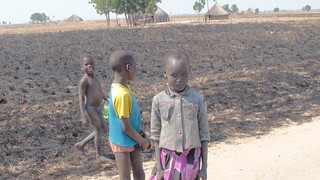 Children on the Main Road | by Mary's Project - Mission HOPE South Sudan