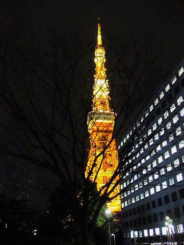 made in japan - la tour eiffel | by Fat Burns ☮ (on/off)