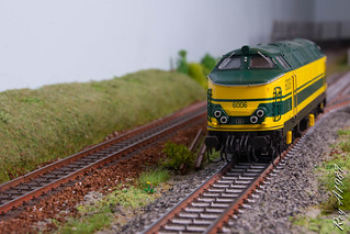 6006 NMBS/SNCB - Roco 1/87 | by Arents Roy