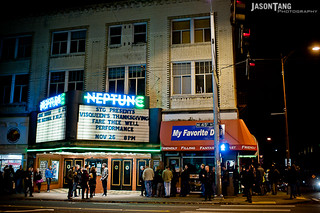 2011.11.26: Visqueen's Thanksgiving Fare Thee Well Performance @ The Neptune Theatre, Seattle, WA | by Jason Tang Photography