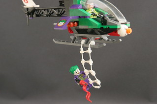 6863 Batwing Battle Over Gotham City - Joker's Helicopter 14 | by fbtb