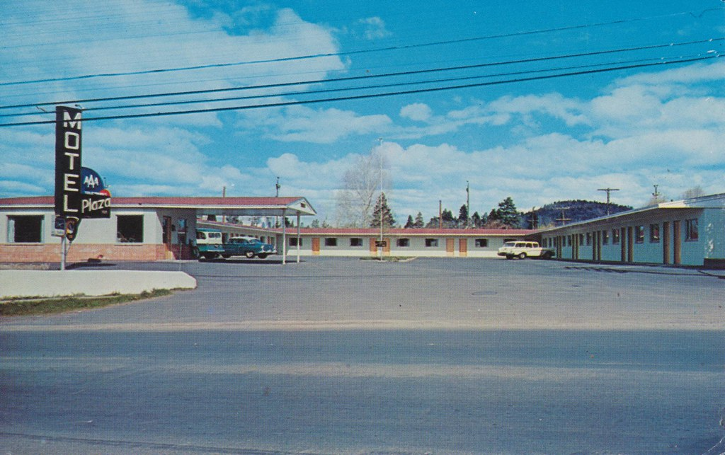 Plaza Motel - Bend, Oregon