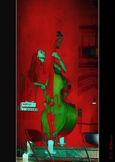Man She Can Play That Double Bass. | by maccie1