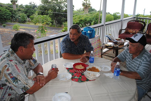 Talking story with Uncle Henry | by Hawaii County
